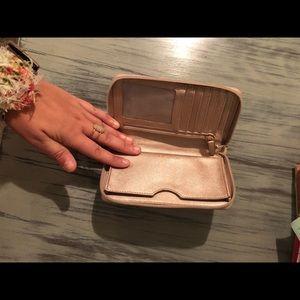 Michael Kors Wallet/ wristlet EUC
